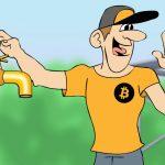 Топ-краны с моментальной выплатой на Blockchain