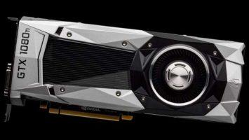 Видеокарта Geforce GTX 1080 Ti