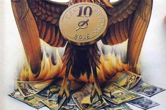Китайская криптовалюта феникс