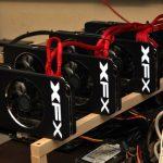 Майнинг криптовалюты на Radeon RX 550