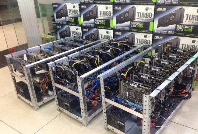 Хешрейт RX 580 8 GB в майнинге eth dcr