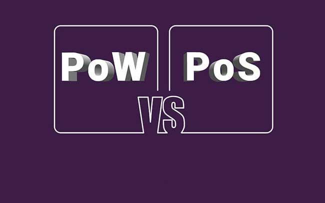 PoW и PoS – типы алгоритмов