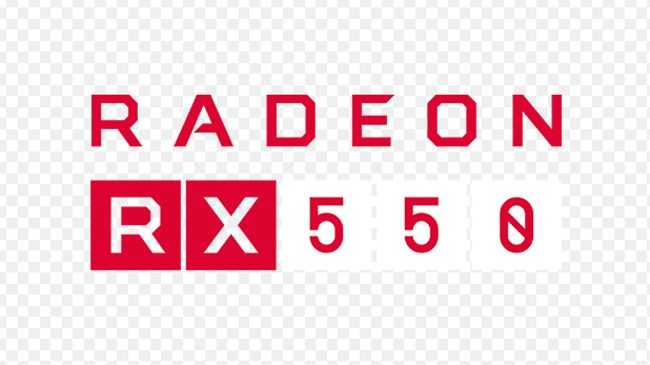 Обзор видеокарты Radeon RX 550
