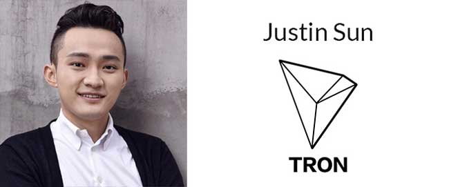 Джастин Сан – бизнесмен из Пекина