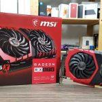 Майнинг криптовалюты на Radeon RX 570