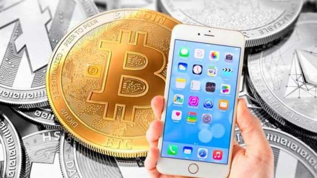 майнинг крипты на смартфоне