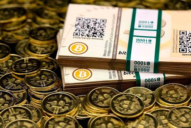 биткоин деньги