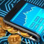 Изменения курса биткоина в рублях