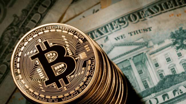 биткоин на доллары