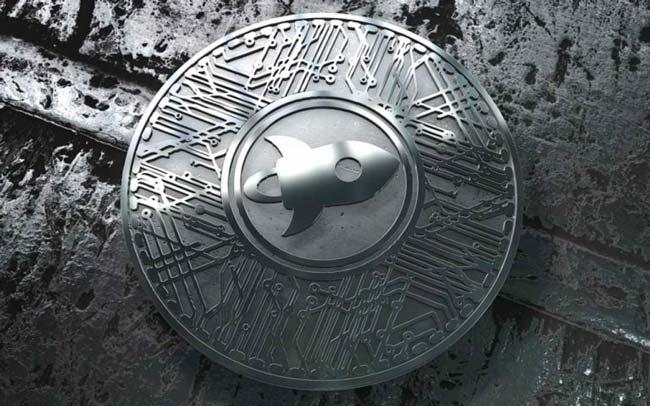 монета XLM