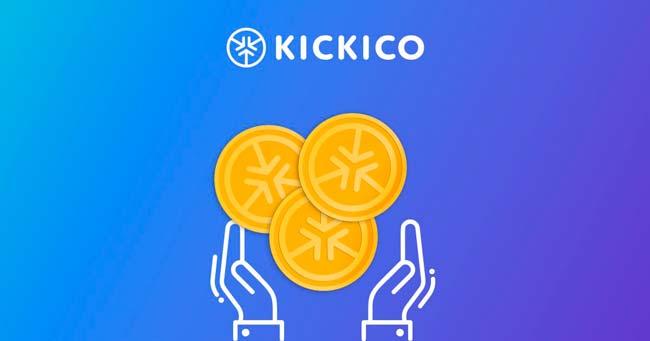 криптомонета kick