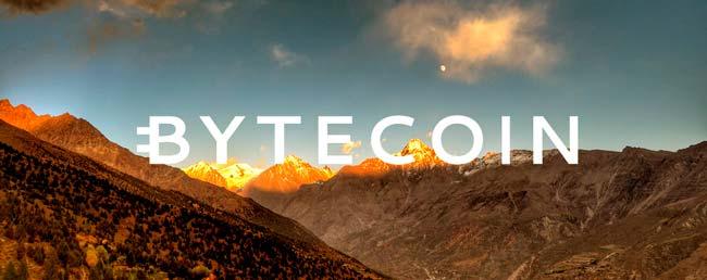 Bytecoin (BCN) в мире