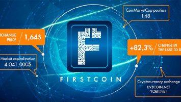 FirstCoin FRST