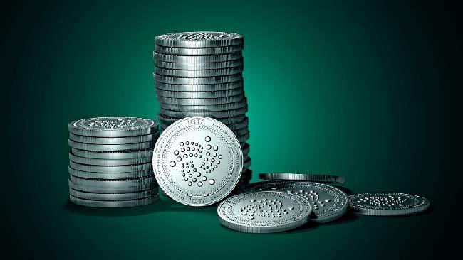 Криптовалюта IOTA - монеты