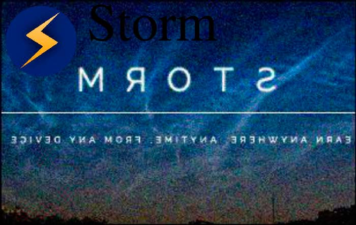 Криптовалюта Storm (STORM)