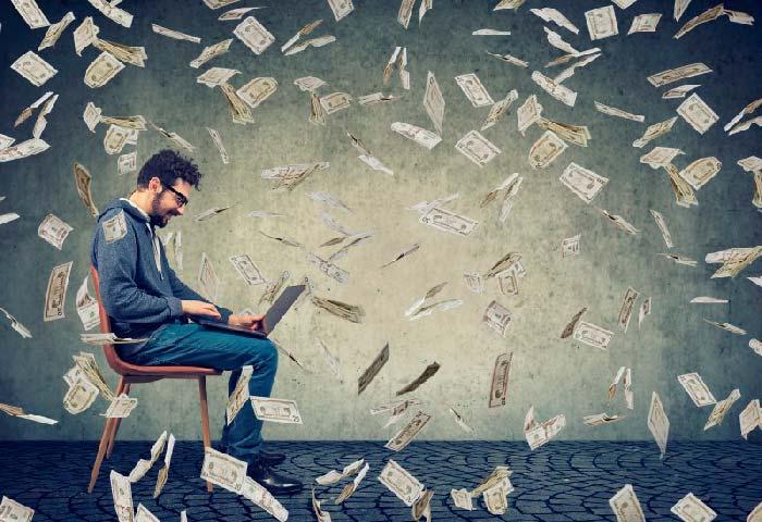 деньги за криптовалюту