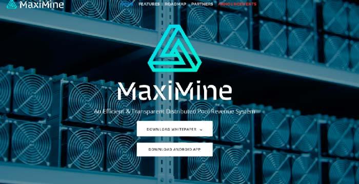 Maximine Coin (MXM)  валюта будущего
