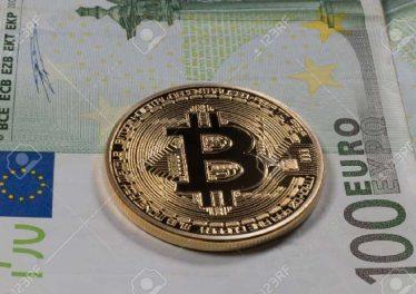1 Биткоин в Евро